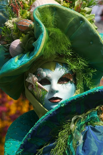 Italy, Veneto, Venice, carnival : Stock Photo