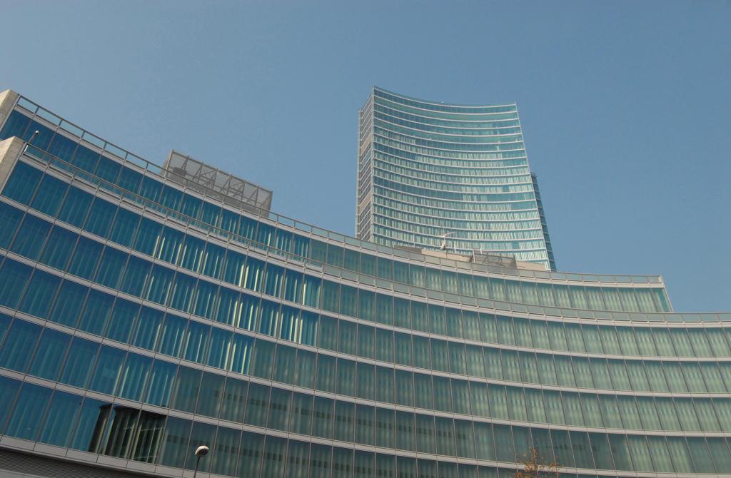 Stock Photo: 4292-8424 Italy, Lombardy, Milan, the Palazzo della Regione