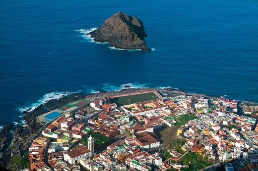 Stock Photo: 4292-84484 Spain, Canary Islands, Tenerife, Garachico