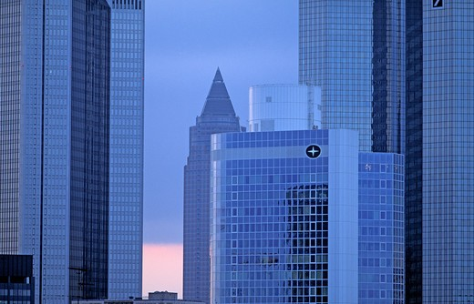 Stock Photo: 4292-91574 Germany,Frankfurt on Main,