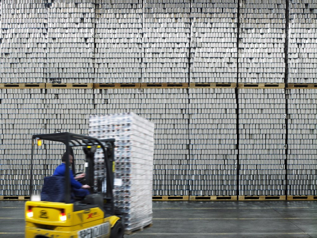 Stock Photo: 4292-96736 CanS factory