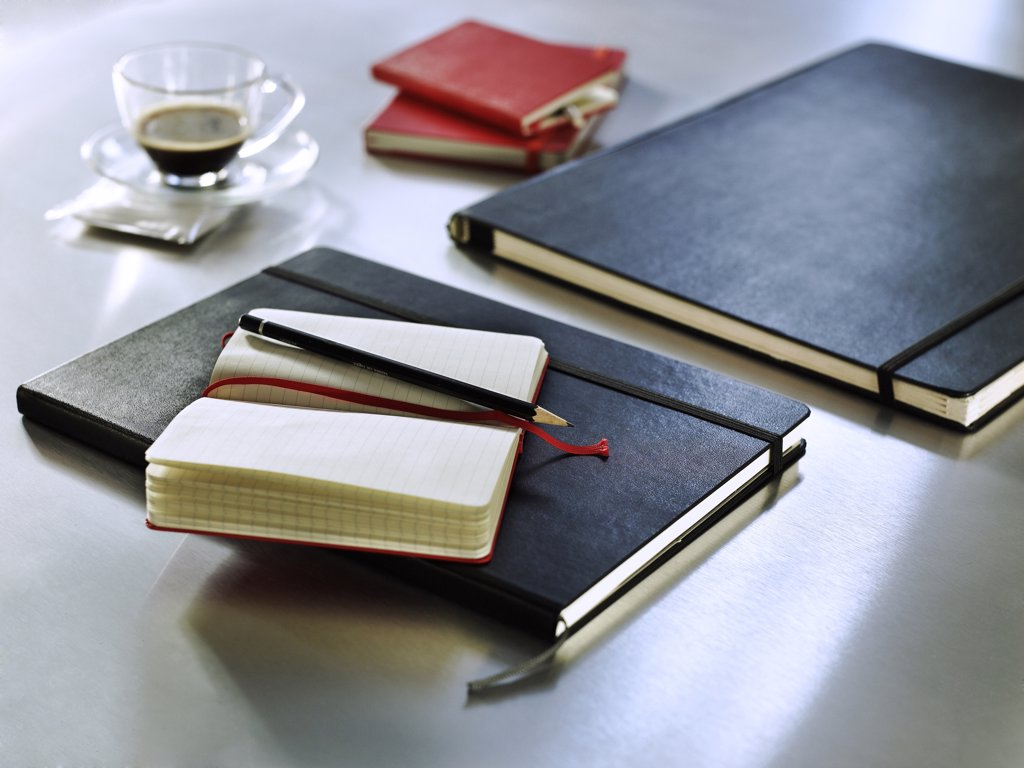 Stock Photo: 4292-96905 Blank book
