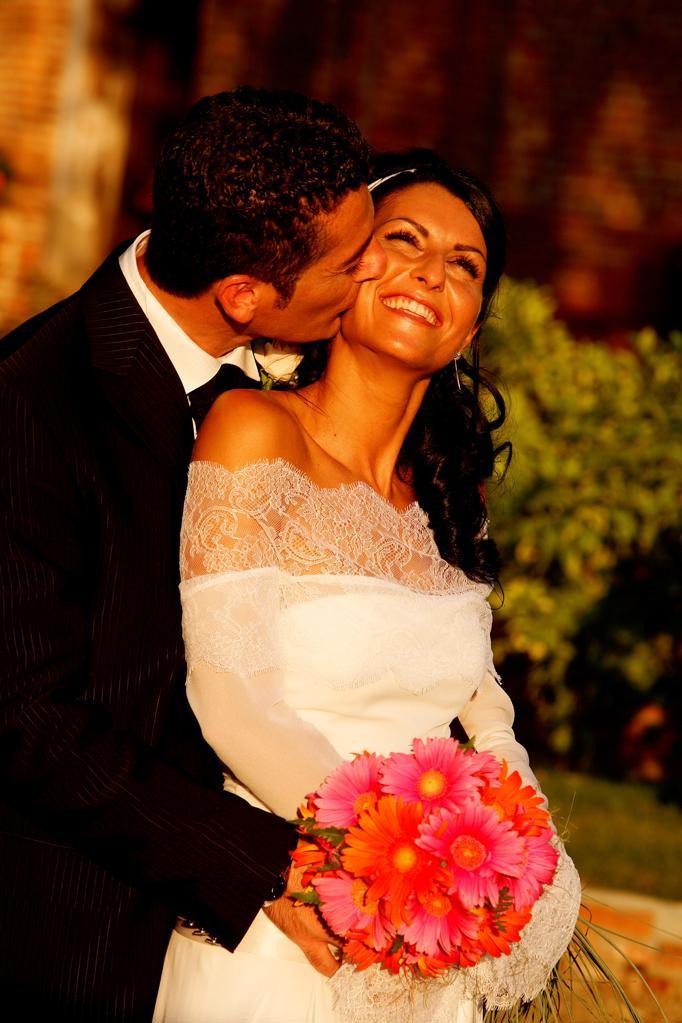 Wedding couple : Stock Photo