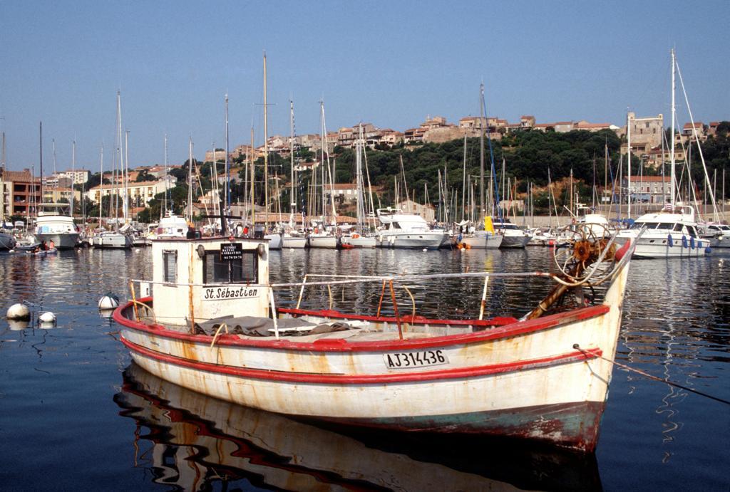 Stock Photo: 4292R-149250 France, Corsica, Porto Vecchio