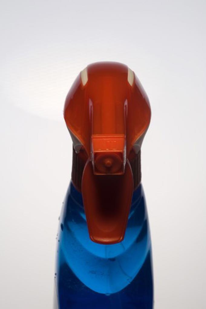 Stock Photo: 4306R-21818 A spray.