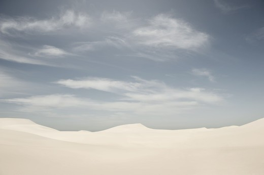 Stock Photo: 4306R-26175 Desert landscape