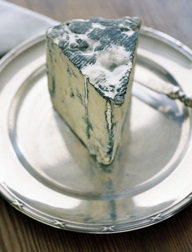 Stock Photo: 4306R-9219 Dessert cheese, close-up.