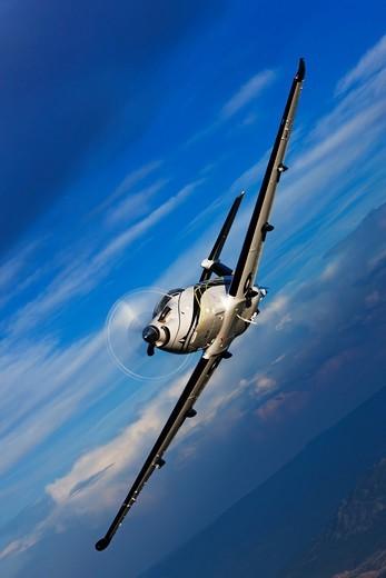 Pilatus PC-12 Business Jet : Stock Photo