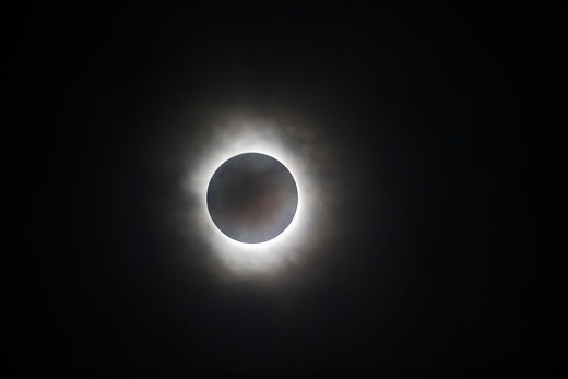 Total Solar Eclipse : Stock Photo