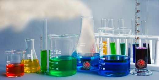 Stock Photo: 4353-325 Digital Photo Illustration of Stem Cell Research and the Biotech Industry