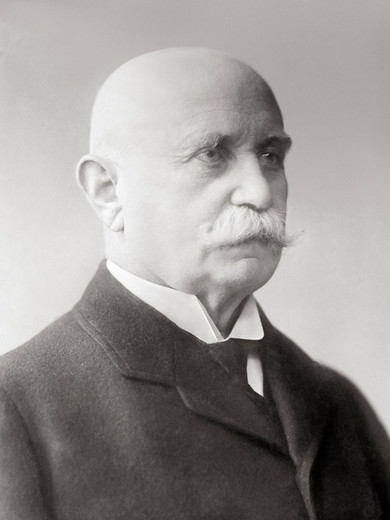 Stock Photo: 4388-409 Ferdinand von Zeppelin