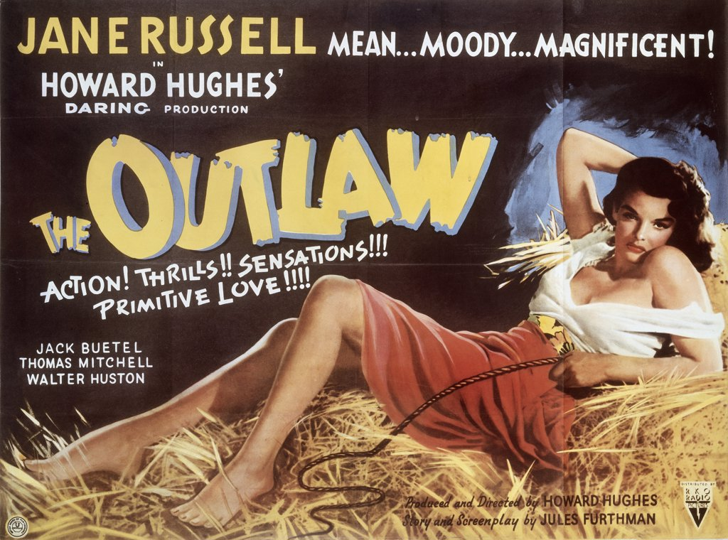Stock Photo: 440-5749 The Outlaw 