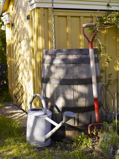 Stock Photo: 4400R-2094 Gardening equipment