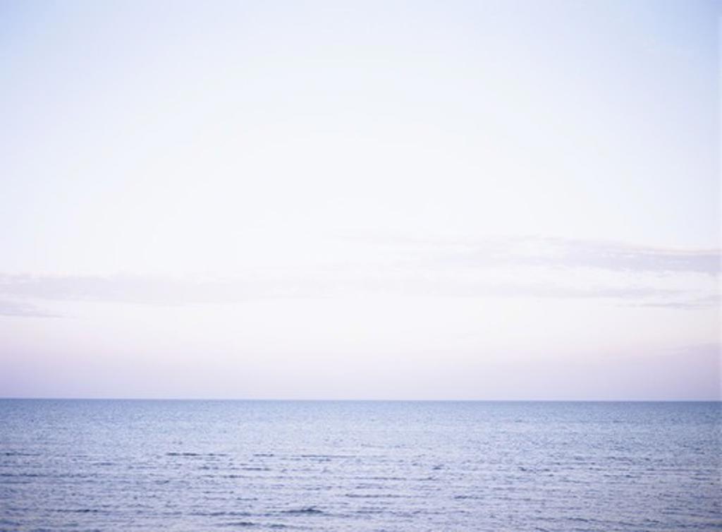 Stock Photo: 4400R-5407 Heaven and ocean, Sweden.
