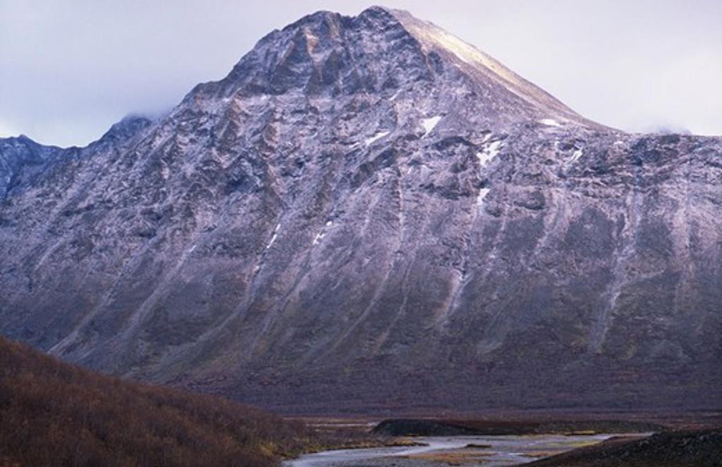 Stock Photo: 4401R-3373 Rocky mountain