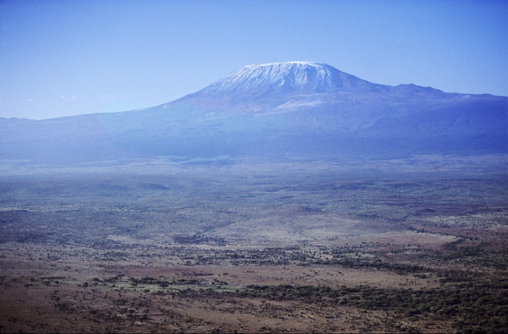 Mt. Kilimanjaro : Stock Photo