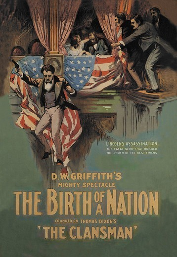 Stock Photo: 4408-10318 Birth of a Nation, US Presidents