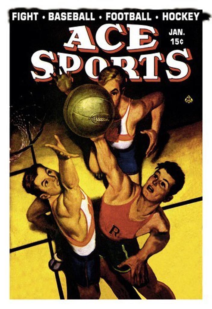 Ace Sports: Basketball, Basketball : Stock Photo