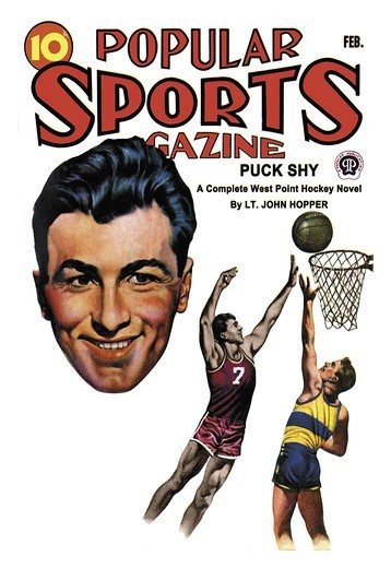 Popular Sports Magazine: Going for the Hoop, Basketball : Stock Photo