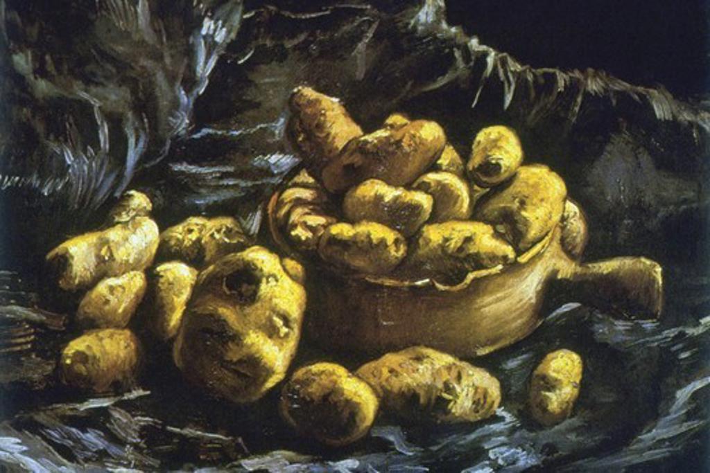 Stock Photo: 4408-15368 Earthen Bowls, Fine Art