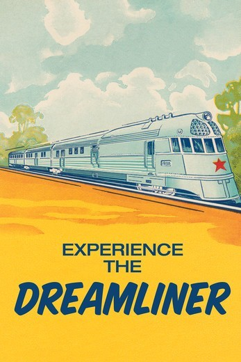 Stock Photo: 4408-15816 Experience the Dreamliner, Railroad