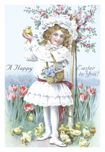 Stock Photo: 4408-8624 Happy Easter To You, Easter