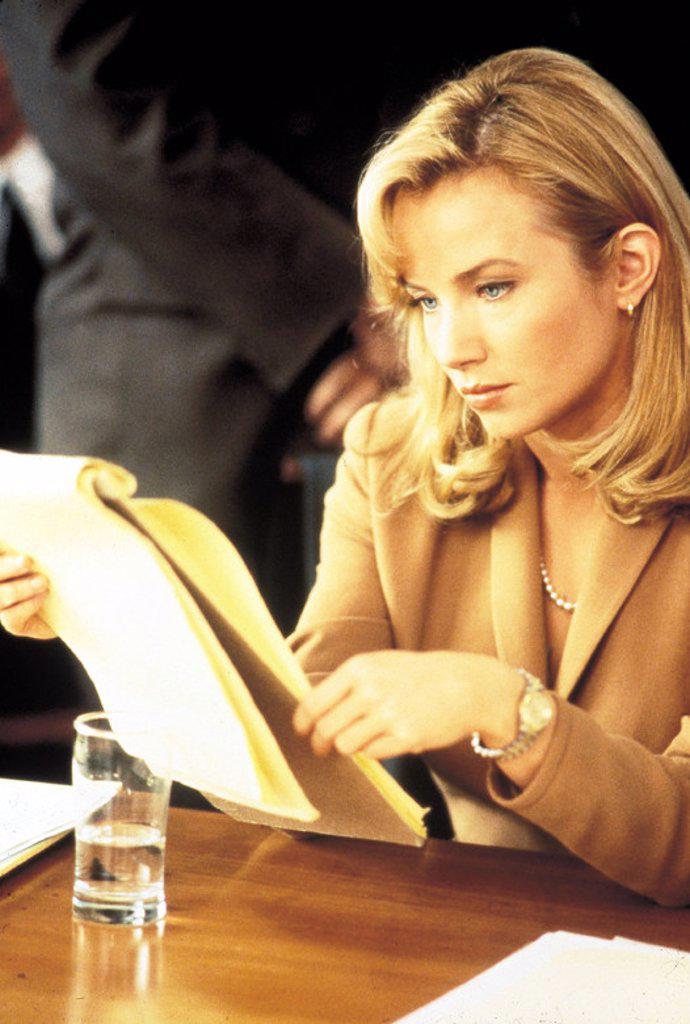 Stock Photo: 4409-115042 Original Film Title: GUILTY AS SIN. English Title: GUILTY AS SIN. Film Director: SIDNEY LUMET. Year: 1993. Stars: REBECCA DE MORNAY.