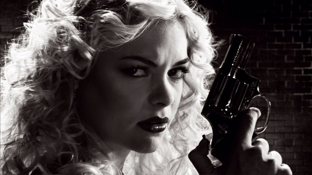 Original Film Title: SIN CITY. English Title: SIN CITY. Film Director: ROBERT RODRIGUEZ; FRANK MILLER. Year: 2005. Stars: JAIME KING. : Stock Photo