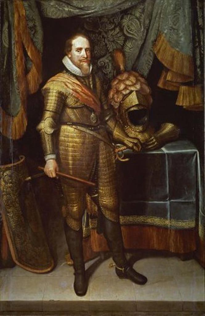Stock Photo: 4409-14624 RETRATO DE MAURICIO DE NASSAU - (1527-1625) - MILITAR HOLANDES - SIGLO XVII - BARROCO HOLANDES. Author: MIEREVELT, MICHIEL JANSZ. VAN. Location: RIJKSMUSEUM, AMSTERDAM, HOLANDA.