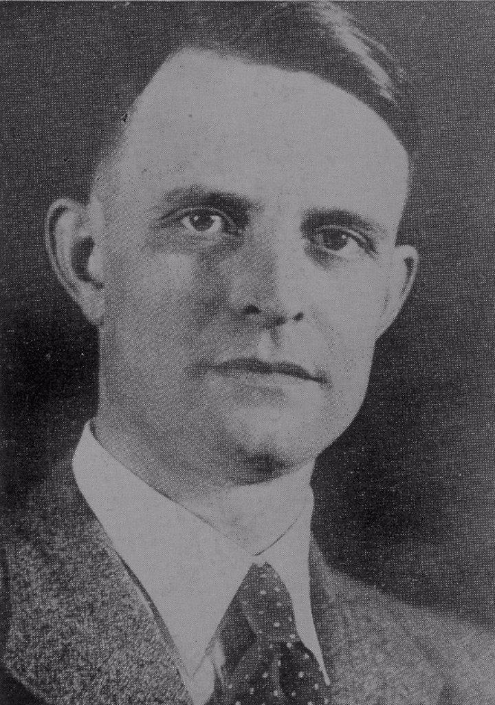 Stock Photo: 4409-3668 HEINRICH VON STACKELBERG (1905-1946) ECONOMISTA ALEMAN.