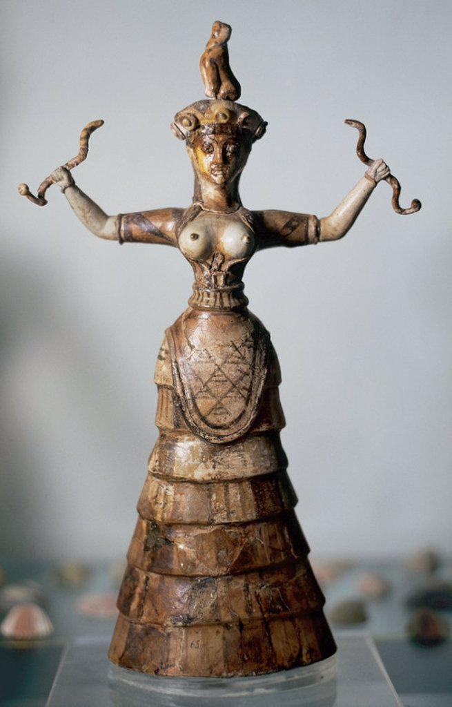 Minoan Art ARTE MINOICO. GRECIA. ...
