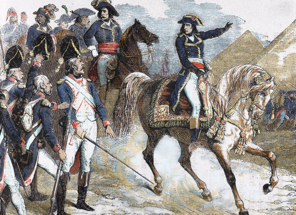 napoleon bonaparte as a military leader essay Napoleon: a military leader every man is a maker of history we all leave something behind when we are gone but there are those that transcend this belief.