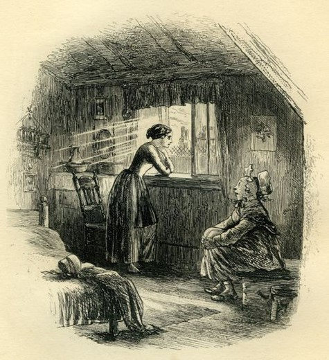 Little Dorrit, The Story of the Princess. : Stock Photo