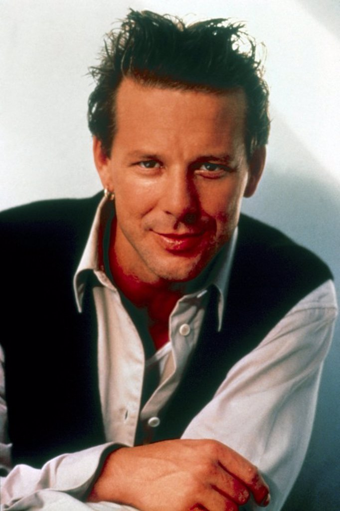 Stars: MICKEY ROURKE. : Stock Photo