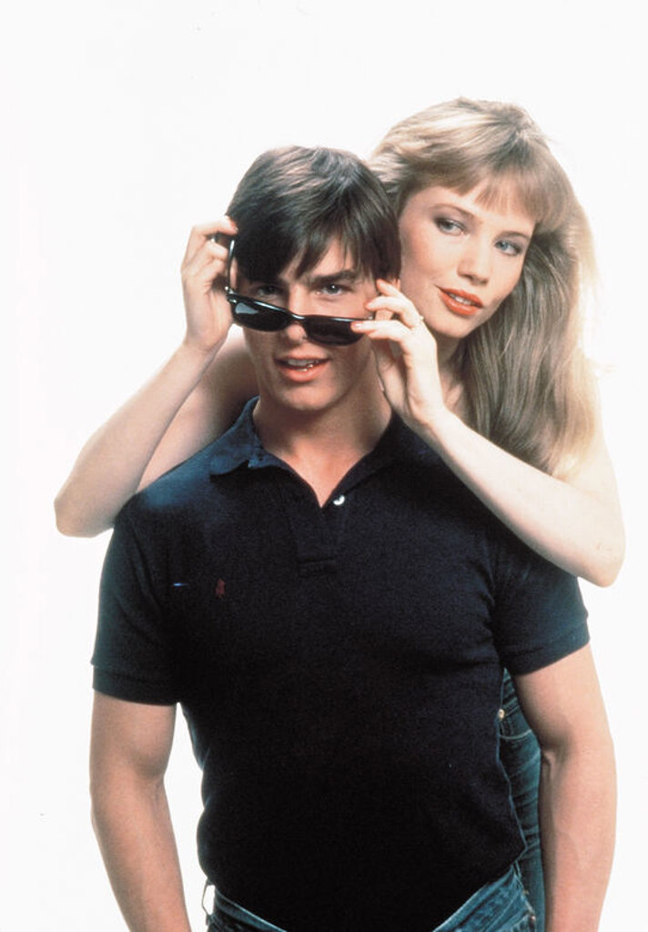 Original Film Title: RISKY BUSINESS. English Title: RISKY BUSINESS. Film Director: PAUL BRICKMAN. Year: 1983. Stars: TOM CRUISE; REBECCA DE MORNAY. : Stock Photo
