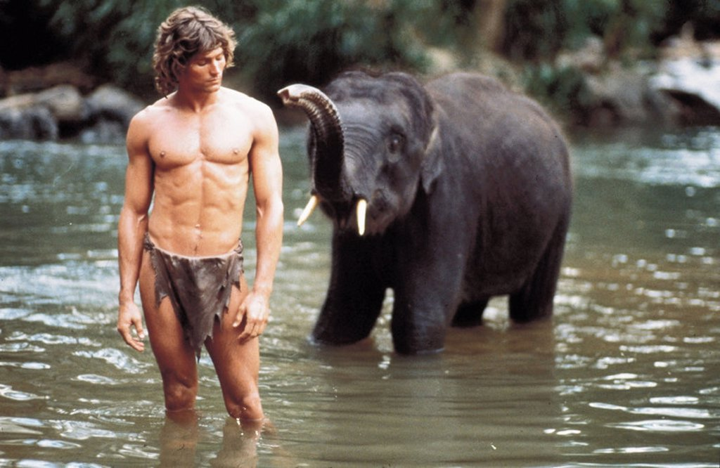 john dereks tarzan the ape man essay I saw tarzan the ape man in i don't know who told the dereks that it would be erotic for take that, john derek revenge is mine then the tarzan yell.