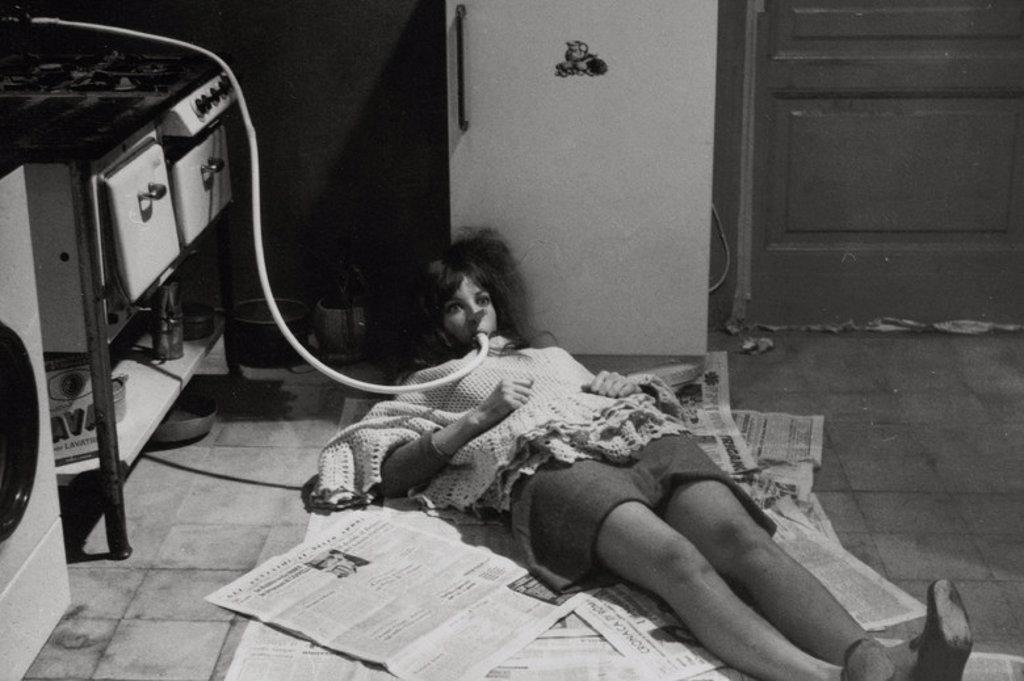 Original Film Title: DRAMMA DELLA GELOSIA-TUTTI I PARTICOLARI IN CRONACA. English Title: DRAMA OF JEALOUSY. Film Director: ETTORE SCOLA. Year: 1970. : Stock Photo