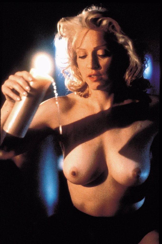 Original Film Title: BODY OF EVIDENCE. English Title: BODY OF EVIDENCE. Film Director: ULI EDEL. Year: 1993. Stars: MADONNA. : Stock Photo