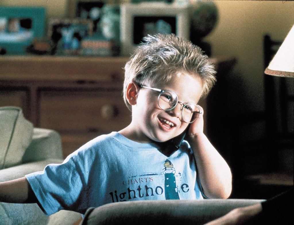 Original Film Title: JERRY MAGUIRE. English Title: JERRY MAGUIRE. Film Director: CAMERON CROWE. Year: 1996. Stars: JONATHAN LIPNICKI. : Stock Photo