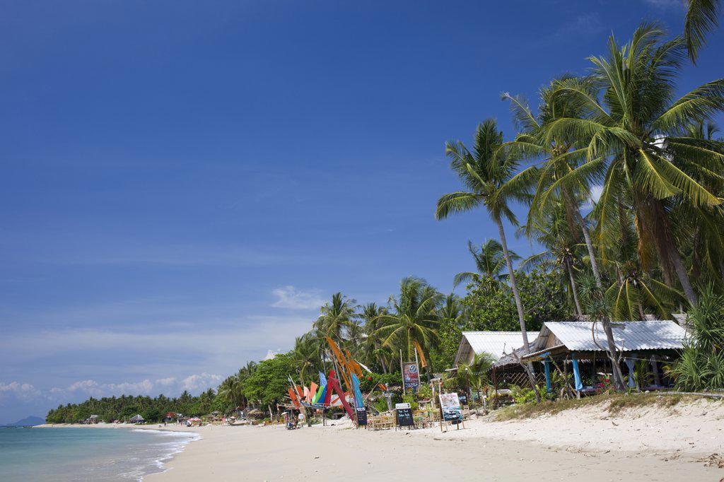 Thailand,Phang Nga Bay,Ko Lanta Island,Khong Khlong Beach : Stock Photo