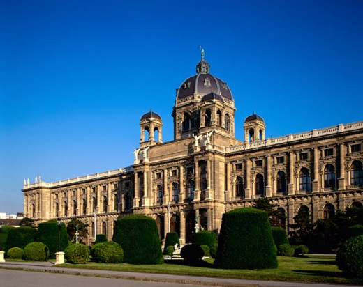 Natural History Museum, Vienna, Austria : Stock Photo
