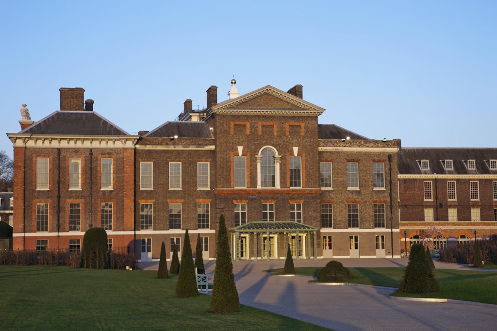 Stock Photo: 442-37493 UK, London, Kensington, Kensington Palace