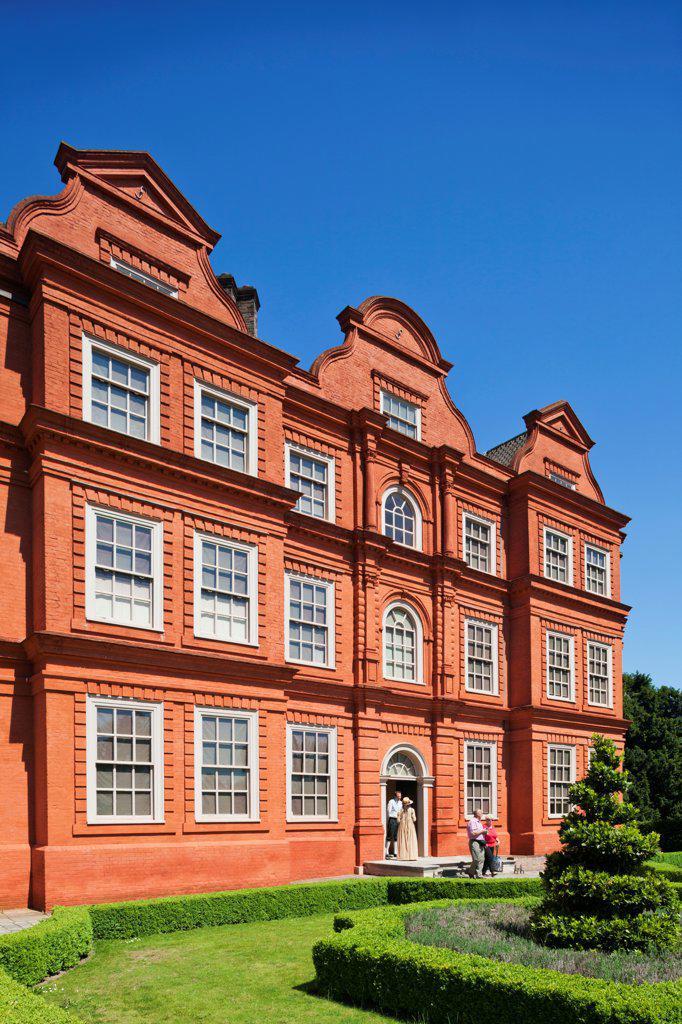 UK, England, London, Richmond, Kew Palace : Stock Photo