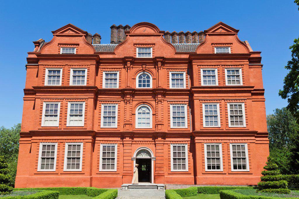 Stock Photo: 442-37828 UK, England, London, Richmond, Kew Palace