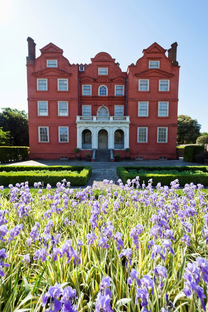 UK, England, London, Richmond, Kew Palace : Stock Photo
