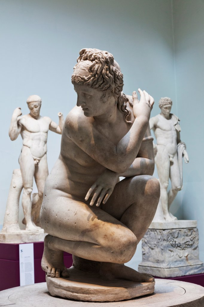 UK, England, London, British Museum, Lely's Venus : Stock Photo