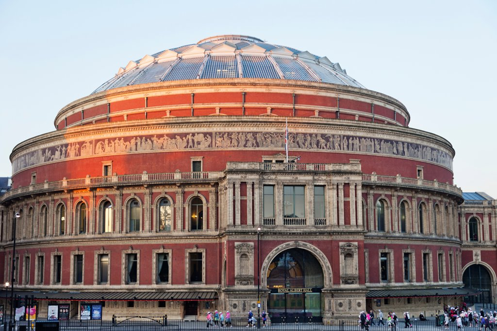 Stock Photo: 442-37982 England, London, Kensington, Royal Albert Hall
