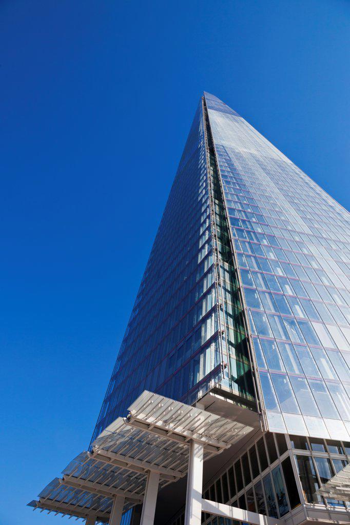 Stock Photo: 442-38221 UK, London, Southwark, The Shard
