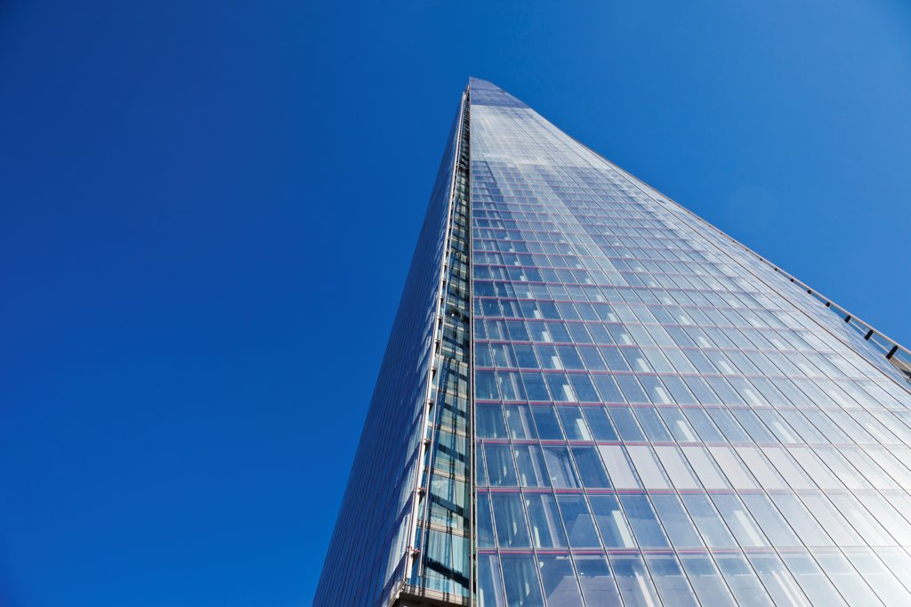 Stock Photo: 442-38223 UK, London, Southwark, The Shard