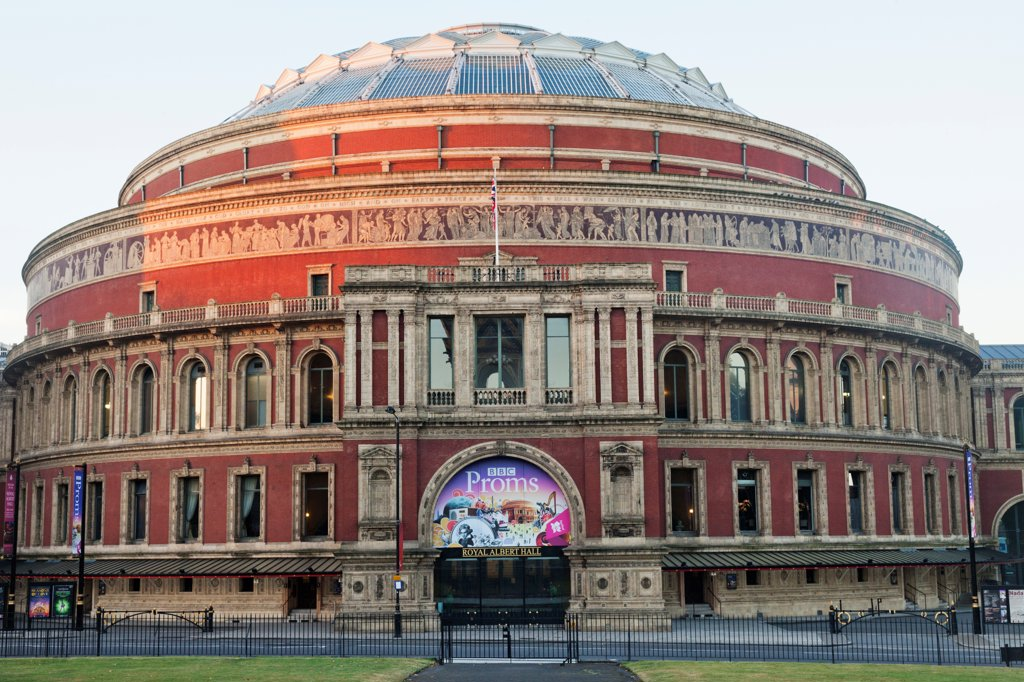 Stock Photo: 442-38288 UK, London, Kensington, Royal Albert Hall